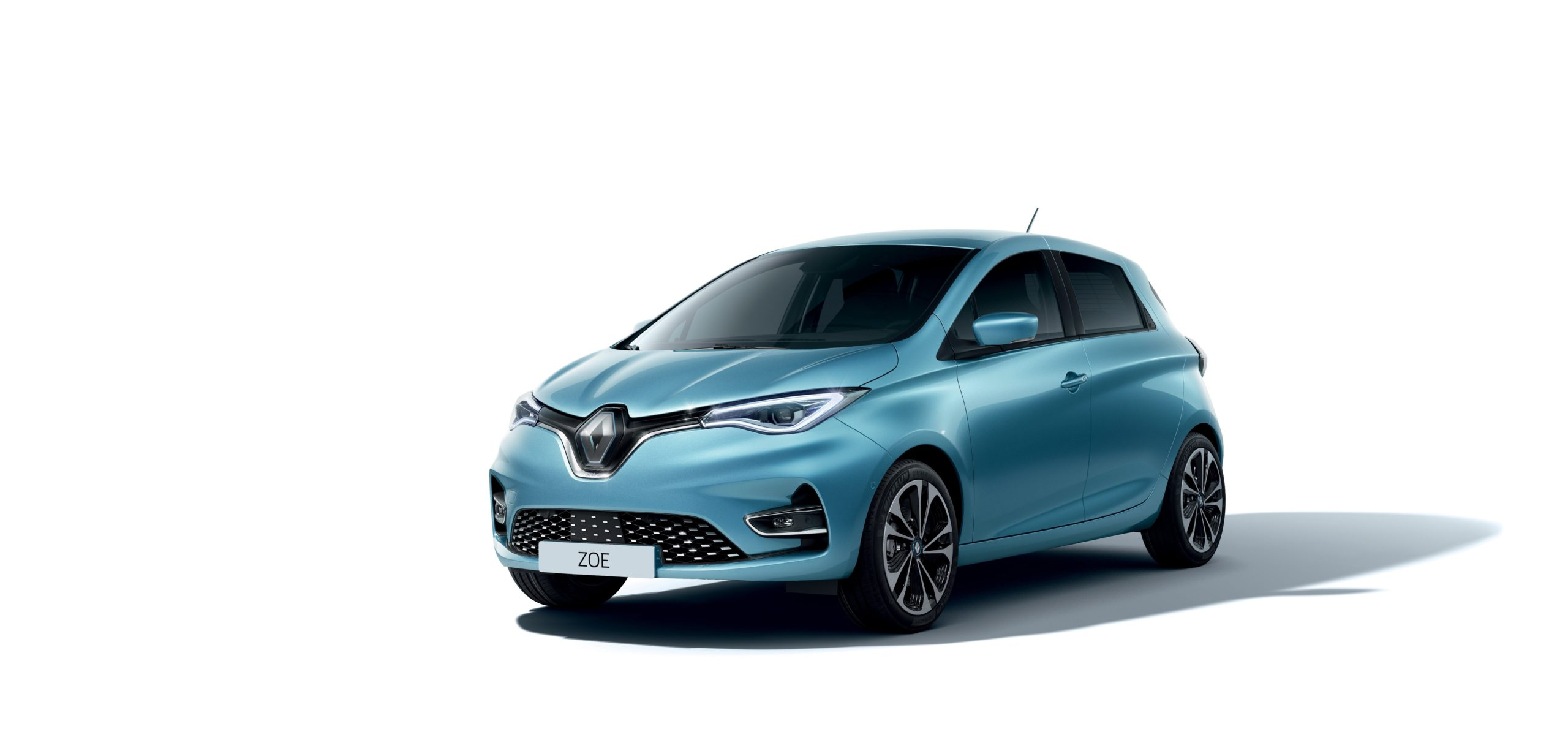 2019 – Nouvelle Renault ZOE